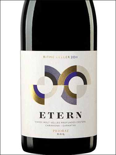 фото вино Celler Acustic Etern Priorat DOQ