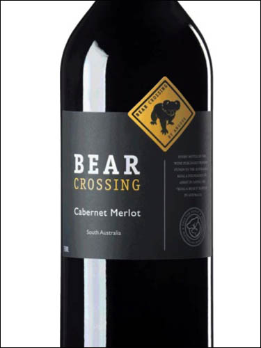 фото вино Angove Family Winemakers Bear Crossing Cabernet Merlot South Australia