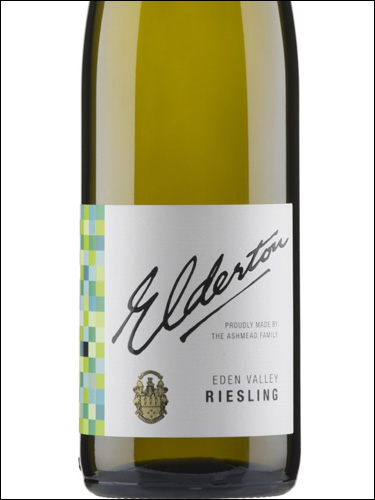 фото Elderton Riesling Eden Valley Элдертон Рислинг Долина Иден Австралия вино белое