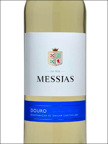 фото Messias Selection Branco Douro DOC Мессиас Селексьон Бранку Дору Португалия вино белое