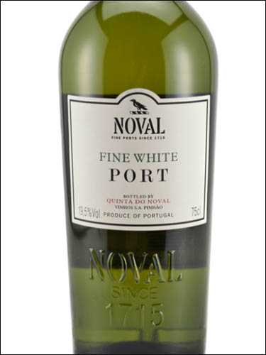 фото Noval Fine White Port Новал Файн Уайт Порт Португалия вино белое