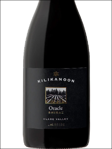 фото Kilikanoon Oracle Shiraz Clare Valley Киликанун Оракл Шираз Долина Клер Австралия вино красное