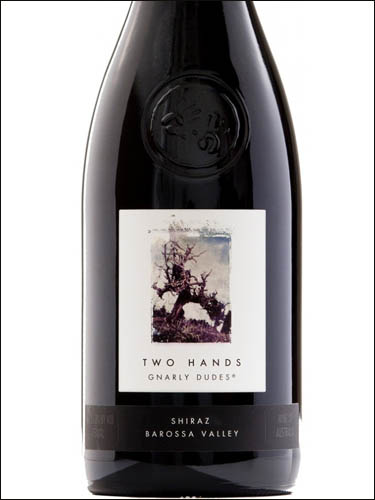 фото вино Two Hands Gnarly Dudes Shiraz Barossa Valley