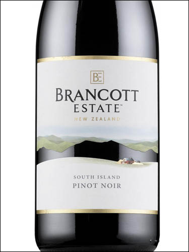 фото Brancott Estate Pinot Noir South Island Бранкотт Истейт Пино Нуар Сауз Айленд Новая Зеландия вино красное